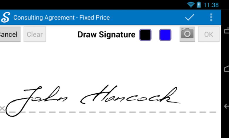 Why and how to create an electronic signature?
