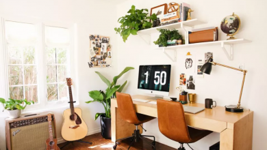 Photo of Creating a functional home office space
